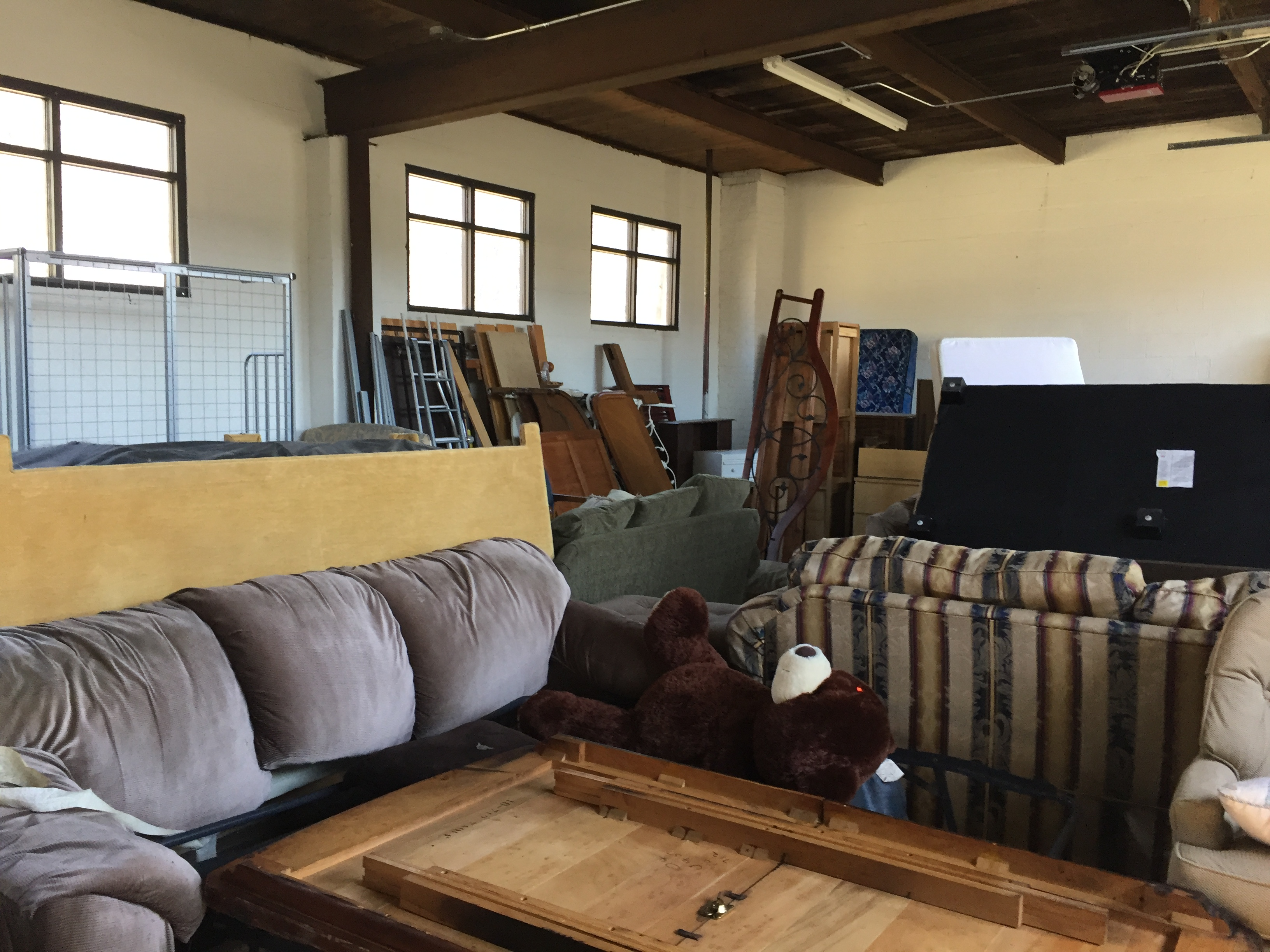 "Introducing: ""The Furniture Bank"""